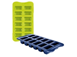 Pack 2 moldes para hielo IBILI