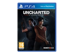 PS4 Uncharted : El Legado Perdido