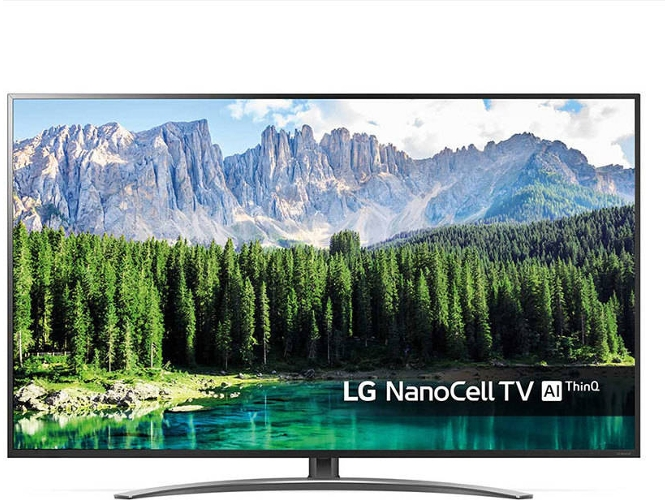TV  LG 55SM8600 (Nano Cell - 55'' - 140 cm - 4K Ultra HD - Smart TV) — Cine - Premium Sport - Casual Gaming