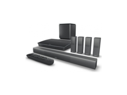 Sistema Home Cinema BOSE Lifestyle 650 Negro (Canales: 5.1 - Wi-Fi - Bluetooth) — Canales: 5.1 | Bluetooth