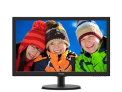 "Monitor LED  21,5"""" SAMSUNG MLS 223V5LHSB2 — LCD 