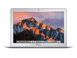 MacBook Air 13.3'' APPLE Plata 2017 (i5, RAM: 8 GB, Disco duro: 256 GB SSD)
