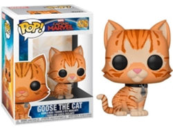 Figura FUNKO Pop Marvel Captain Marvel Goose the Cat
