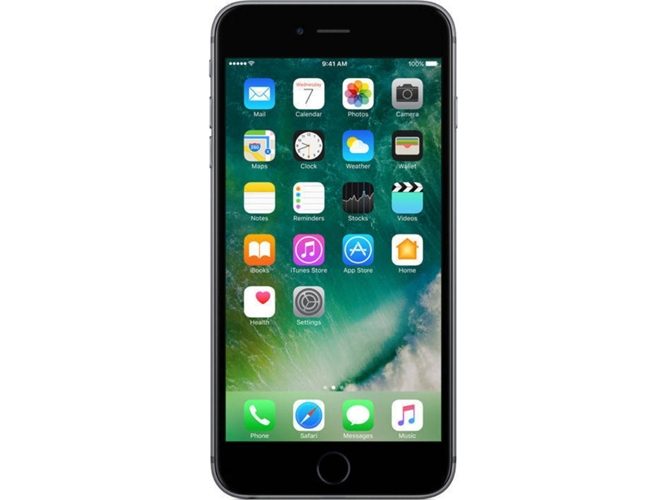 iPhone 6s Plus APPLE (5.5'' - 2 GB - 32 GB - Gris) — 2 GB RAM | Single SIM | 1 Cámara trasera