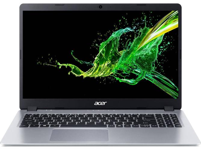 Portátil Reacondiconado ACER Aspire 5 A515-43-R4HV (Grado C - 15.6'' - AMD Ryzen 5 3500U - RAM: 8 GB - 512 GB SSD - AMD Radeon Vega 8)