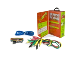 Kit de creación interactiva EBOTICS CROC & PLAY — Compatibilidad: Mac OS, Windows, Linux y Android