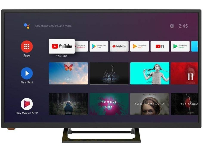 TV SMART TECH SMT32N30HC4U1B1 (LED - 32'' - 81 cm - HD - Smart Tv)