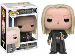 Figura Vinilo FUNKO POP! Harry Potter: Lucius Malfoy