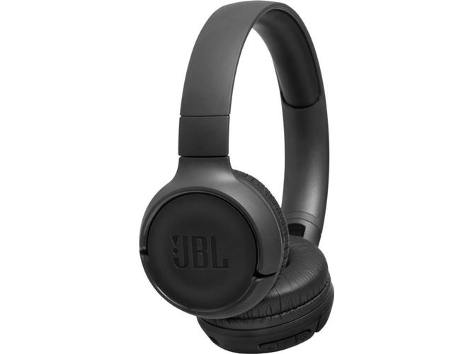 f5da342f303 Auriculares Bluetooth JBL Tune 500 (On ear - Micrófono - Atiende llamadas -  Negro)