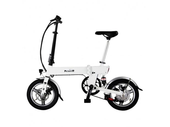 bicicleta electrica tres ruedas