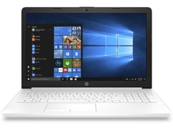 Portátil 15.6'' HP 15-DA0096NS (i3, RAM: 4 GB, Disco duro: 128 GB SSD)
