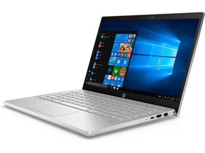 Portátil HP Pavilion 14-CE0013NS (Caja Abierta - 14'' - Intel Core i7-8550U - RAM: 8 GB - 256 GB SSD - NVIDIA GeForce MX150)