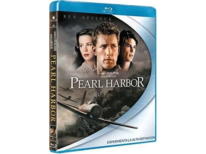 Blu-Ray Pearl Harbor