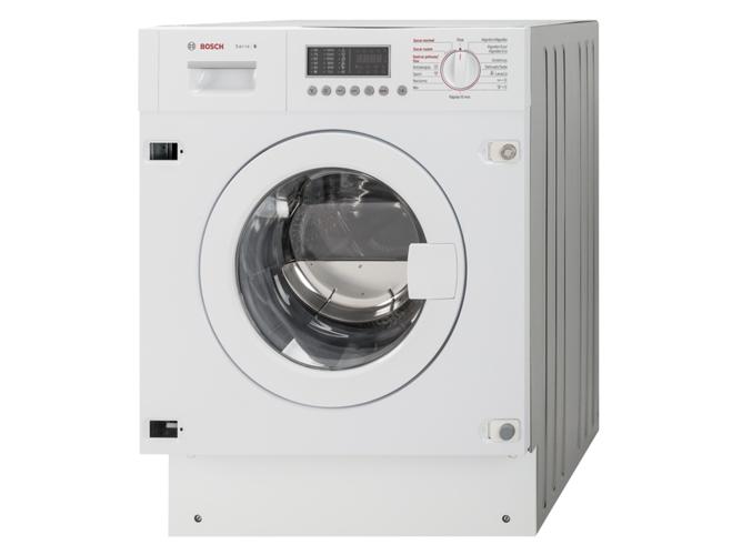Lavasecadora integrable BOSCH WKD28541EE (4 7 kg - 1400 rpm - Blanco ... 6d08dad833c9