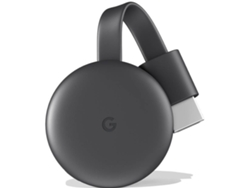 Cable GOOGLE Chromecast Dongle Smart TV Full HD HDMI Gris