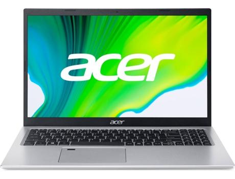 Portátil ACER Aspire 5 A515-56-7486 (15.6'' - Intel Core i7-1165G7 - RAM: 16 GB - 1 TB SSD - Intel Iris Xe Graphics)