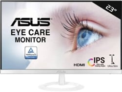 Monitor ASUS VZ239HE-W (23'' - Full HD - IPS)