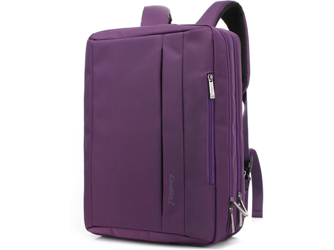 Mochila COOLBELL CB-5501 (15.6'' - Púrpura)