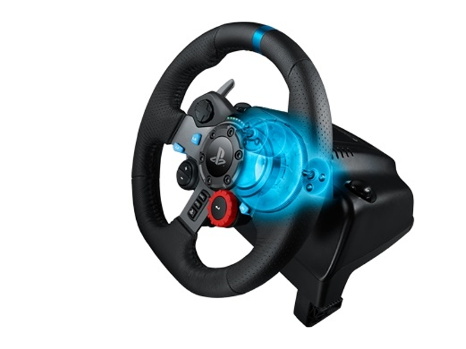 Volante LOGITECH G29 Driving Forceracing — PC | PS4 | PS3
