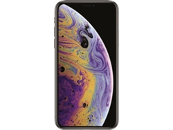 iPhone XS APPLE (5.8'' - 4 GB - 256 GB - Plateado) — 4 GB RAM | Single SIM | 2 Cámaras traseras