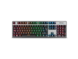 Teclado Gaming KROM Kernel RGB Mechanical