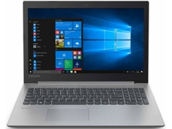 Portátil LENOVO Idepad 330-15IKBR - 81DE013BSP (15.6'' - Intel Core i5-8250U - RAM: 8 GB - 256 GB SSD - Intel UHD 620) — Windows 10 Home | HD
