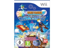 Wii Family Trainer Magical Carnival