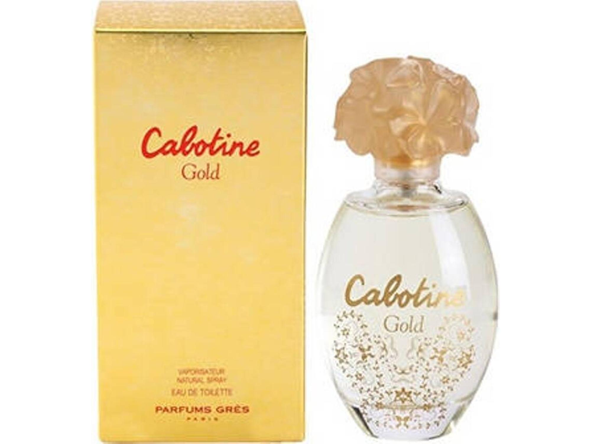 Perfume GRES Cabotine Gold Woman (Eau de Toilette 50ml)