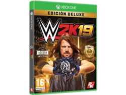 Preventa Xbox One Wwe 2K19 Deluxe Edition