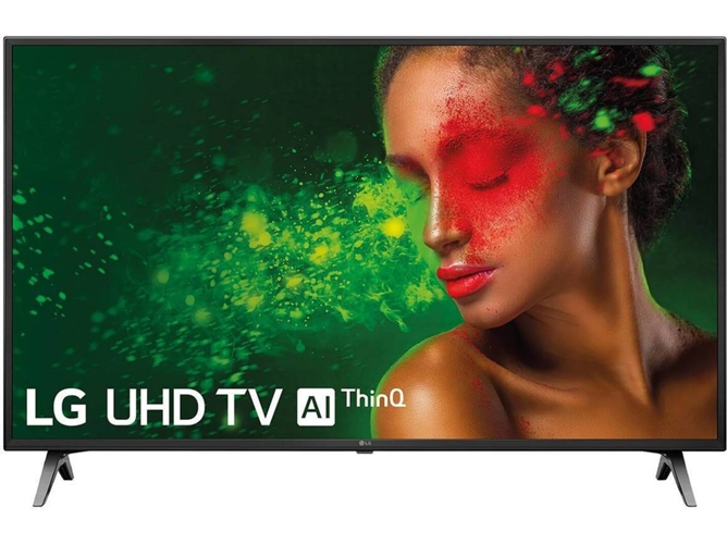 TV LG 49UM7100  (LED - 49'' - 124 cm - 4K Ultra HD - Smart TV)