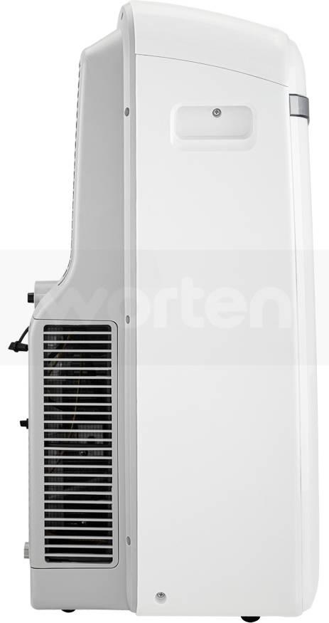 Aire-Acondicionado-Portatil-BECKEN-12000BTU-Clase-A-23m2-Mando-Kit-Instalacion miniatura 5