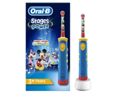 Cepillo Dental Oral-B D 12 Vitality Stages Mickey 5809f885857d