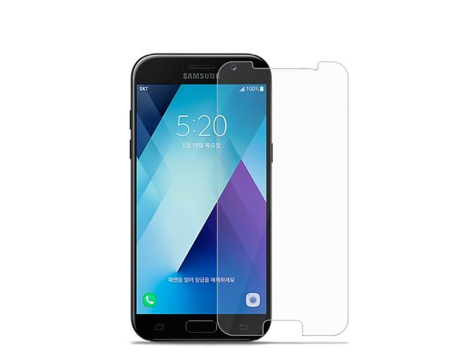 b4b53e5c66a Protector Cristal Templado EBOX para Samsung Galaxy J7 2017 - WORTEN