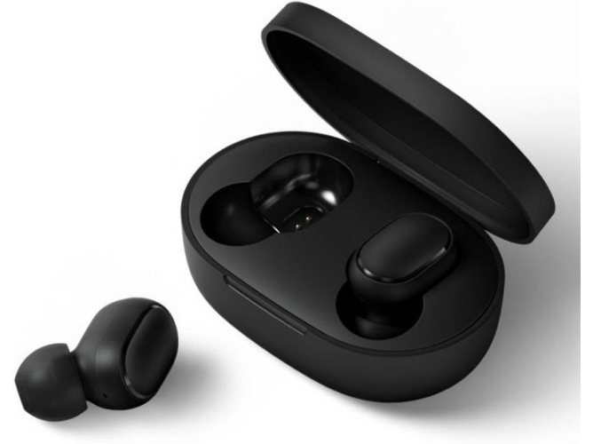 Auriculares Bluetooth True Wireless XIAOMI airdots (In-Ear)