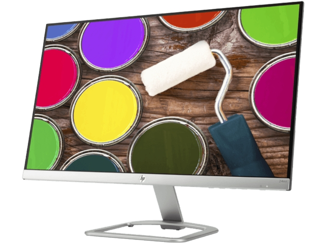 Monitor HP 24EA (24'' - Full HD - IPS) — LED IPS | Resolución: 1920x1080
