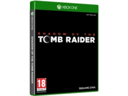 Preventa Xbox One Shadow Of The Tomb Raider ST