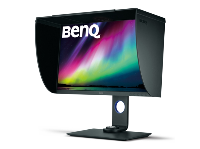 Monitor LED 27'' BENQ SW271 — LED | Resolución: 3840x2160
