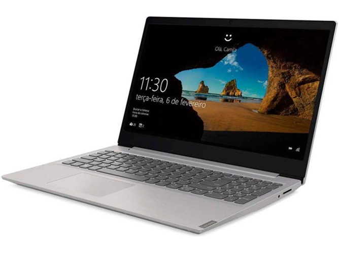 Portátil LENOVO S145-15IWL (15.6'', Intel Core i5-8265U, RAM: 8 GB, 512 GB SSD, Intel UHD Graphics 620) — Windows 10 Home | FHD