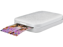 Impresora portátil fotográfica HP SPROCKET 200 -1AS85A — 313 x 400 dpi | Bluetooth | Blanco