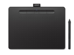 Tableta Gráfica WACOM Intuos M (USB y Bluetooth - Windows y Mac OS - 216 x 135 mm) — Bluetooth