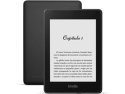 E-Book Kindle Paperwhite Waterproof 2018 AMAZON - Negro