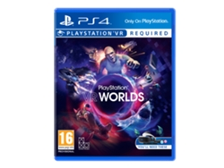 PS4 VR Worlds — Compatibilidad: PS4