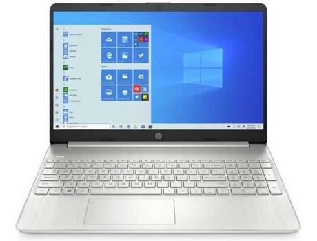 Portátil HP 15s-fq2008ns (15.6'' - Intel Core i5-1135G7 - RAM: 8 GB - 512 GB SSD PCIe - Intel Iris Xe) — Windows 10 Home