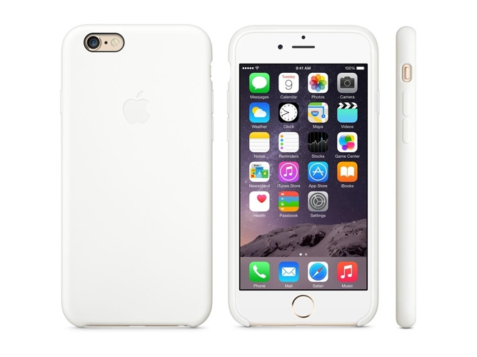 carcasa iphone 6 blanca