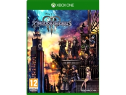 Juego XBOX ONE Kingdom Hearts 3 Standard Edition