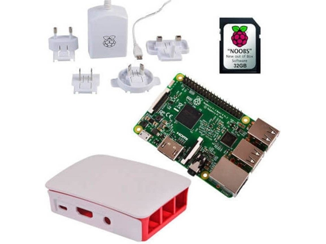 Kit RASBERRY PI 3 Modelo B+