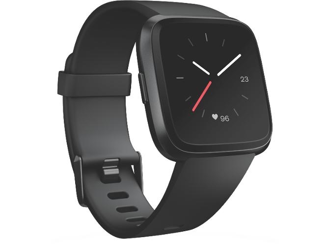 2a63b985975d Reloj deportivo FITBIT Versa (Bluetooth - 4 días de autonomía - Pantalla  táctil - Negro)