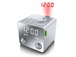 Radio despertador proyector muse m 178 p baratometro - Proyector worten ...
