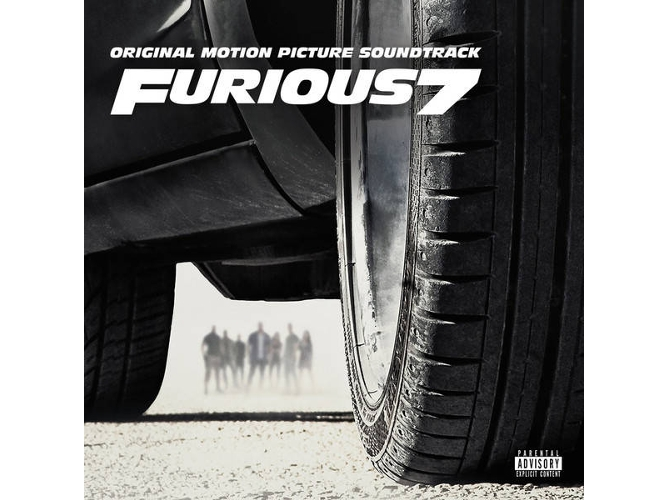 CD Varios - Original Motion Picture Soundtrack Furious 7