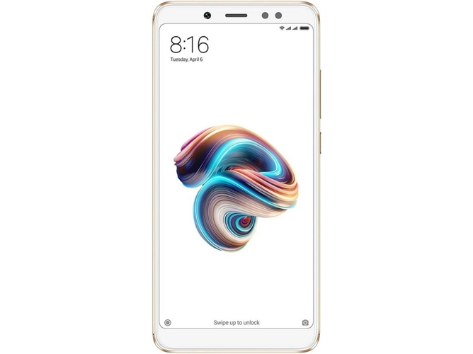 ea6e399b7fb Smartphone XIAOMI Redmi Note 5 (5.9'' - 4 GB - 64 GB - Dorado) - WORTEN